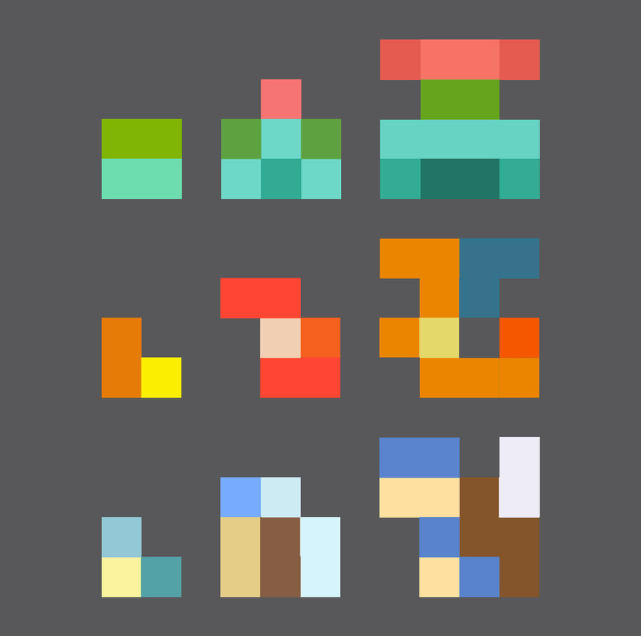 pokemon minimalistic pixelart hd - photo #31