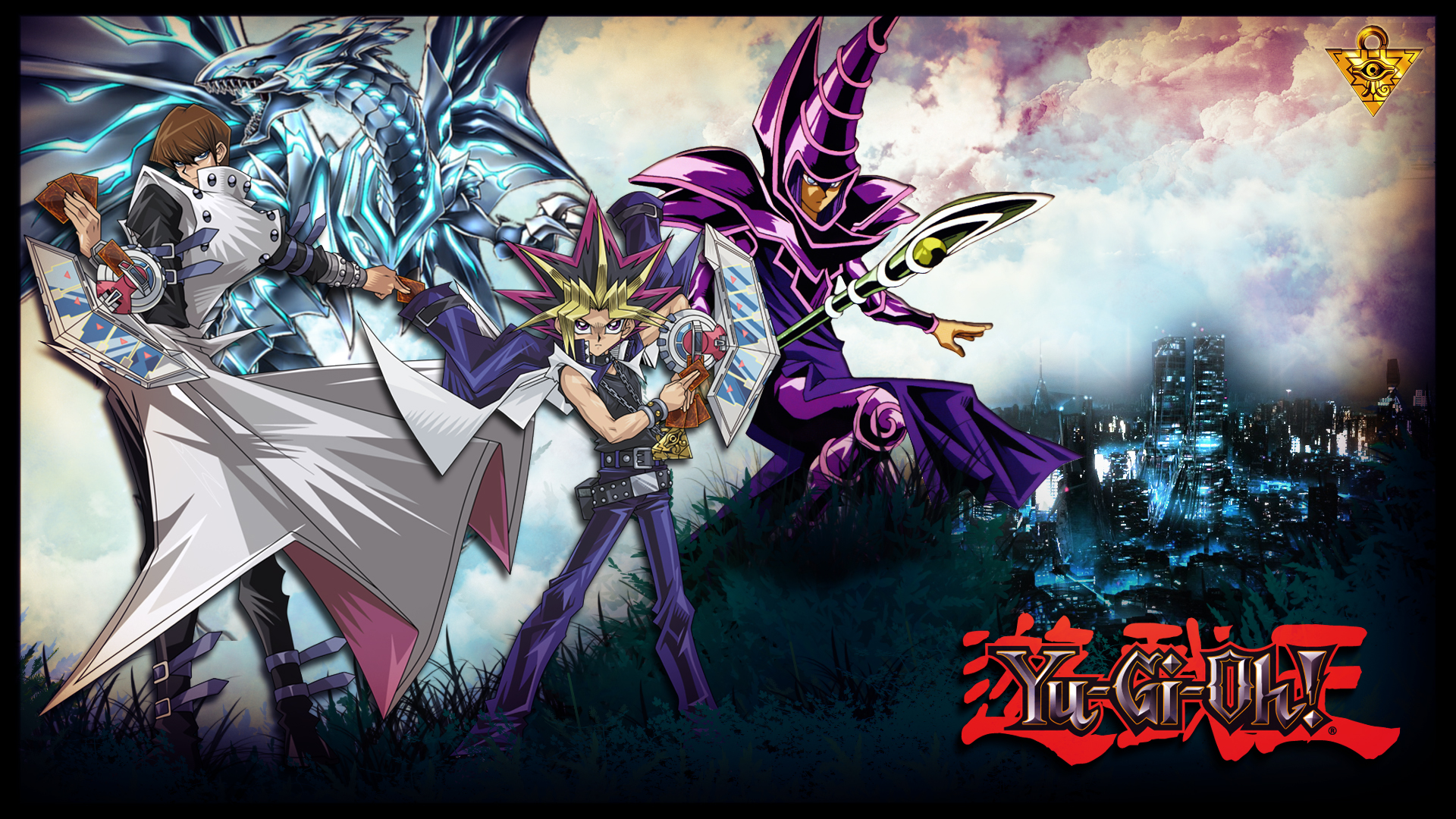 Yugioh Wallpaper 1080p By Ashesrising13 On Deviantart
