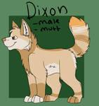 Dixon by Kit-X-ing