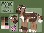 Momo by Kit-X-ing