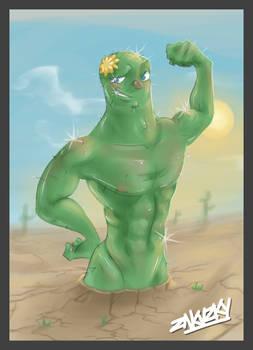Cactus Challenge