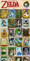 Legend of Zelda Race Meme - Did You Get All That?