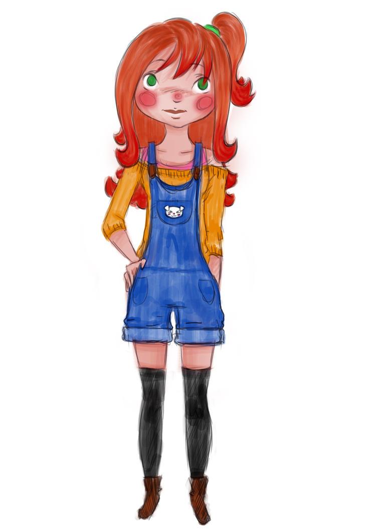 Character Design Oc : Oc character design by kory on deviantart