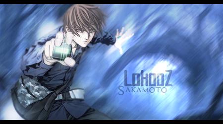 Sakamoto by alvaroaju