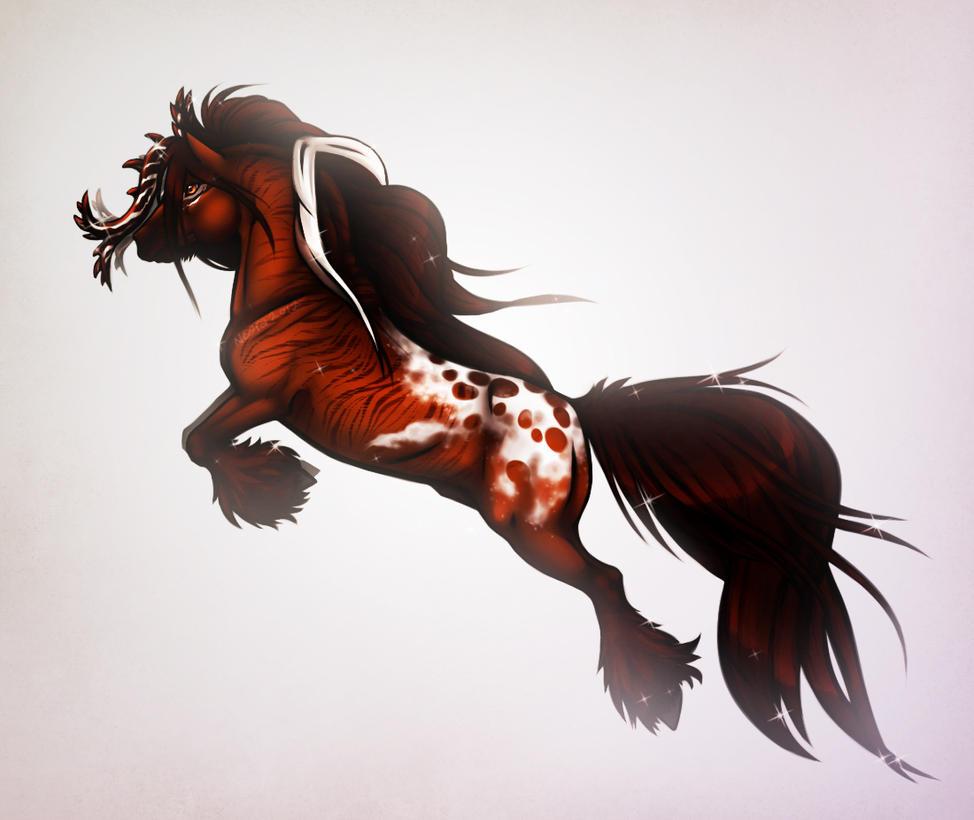 Soar Like Rudolf, Aroken! by Neara-works