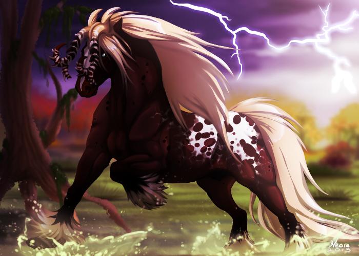 Ragnarok by Neara-works