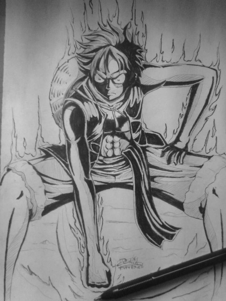 Monkey D. Luffy by dayenz007