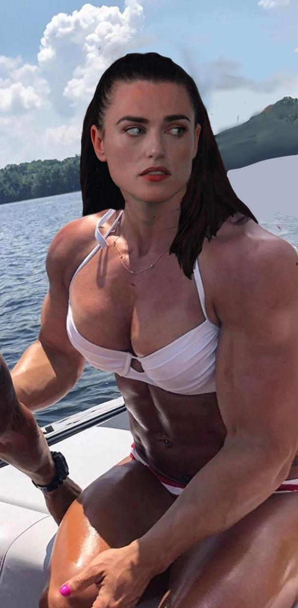 Katie mcgrath bikini