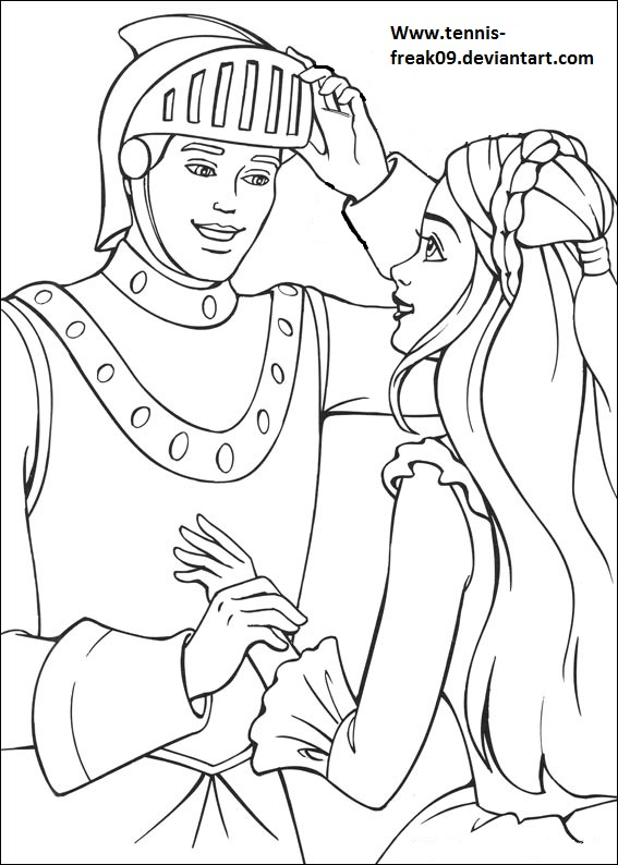 Barbie Princess And The Pauper By Tennis Freak09 On Deviantart In The Princess And The Pauper Free Coloring Sheets