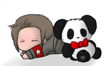Sleepy China is Sleepy by DangoScarlyDango