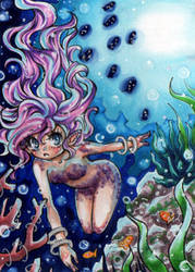 fish fish fish by muffin-cat