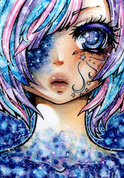 . Galaxy . by muffin-cat