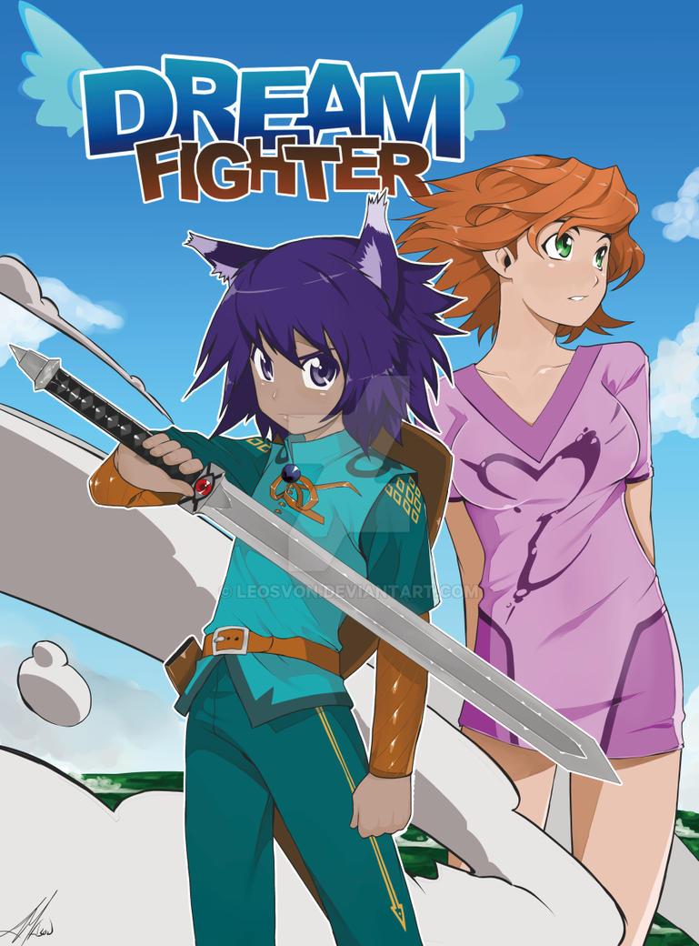 Dream Fighter manga by SHATTERED-SWORDS