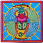 Scarabee Soleil - Sun Scarab