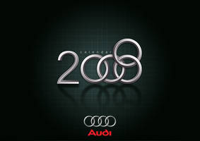audi 2008 face by cancera3