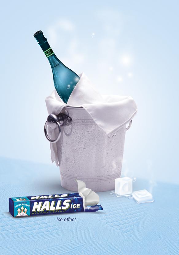 Halls ice by cancera3