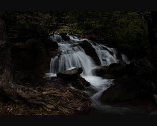 water falls by yalanand