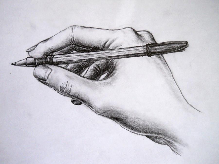Hand by nagogore