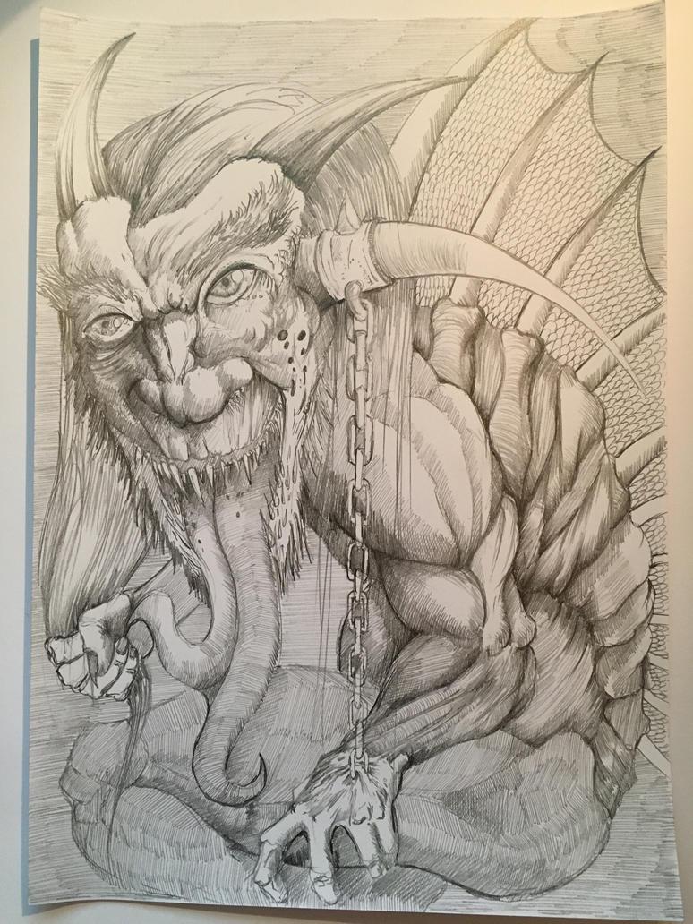 fantasy face update 2 by Teddygrinder