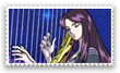 Stamp Saint Seiya Pandora by Bluerathy-S