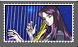 Stamp Saint Seiya Pandora by Bluerathy-S