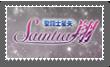 Stamp Logo Saintia Sho by Bluerathy-S