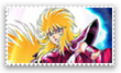 Stamp Saint seiya Tethis de Sirena 3 by Bluerathy-S