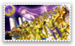 Stamp Saint Seiya Soul of Gold by Bluerathy-S