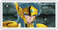 stamp Camus saint seiya SoG by Bluerathy-S