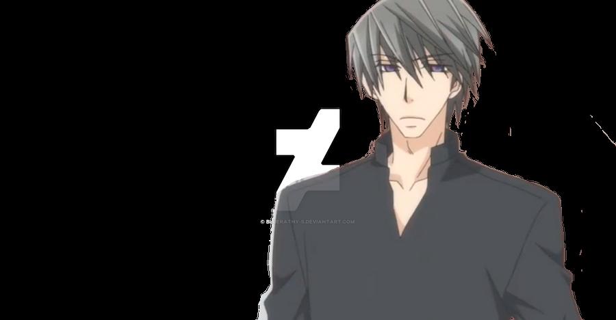 Akihiko Usami Junjou Romantica 3 render by Bluerathy-S on ...