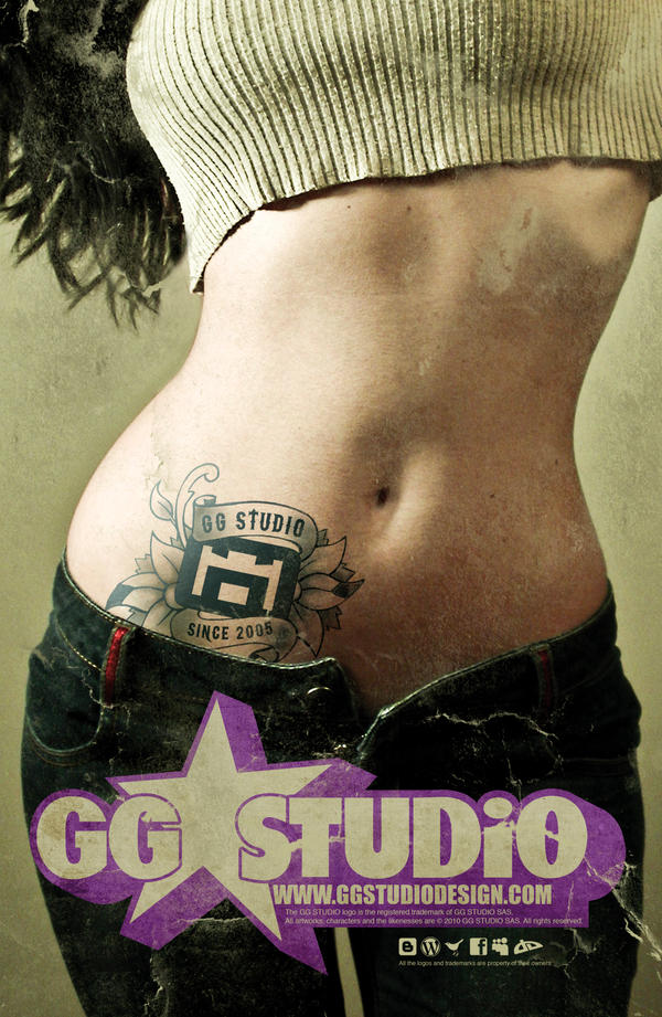 GG STUDIO USA Official ADV