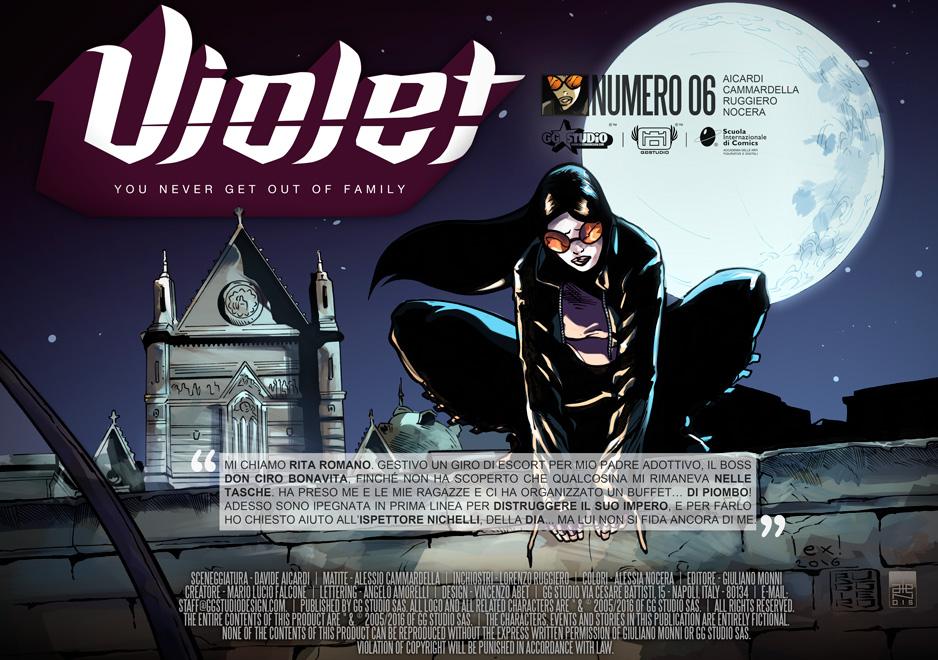 Violet#06-WEB-Season1End///COVER by GGSTUDIO