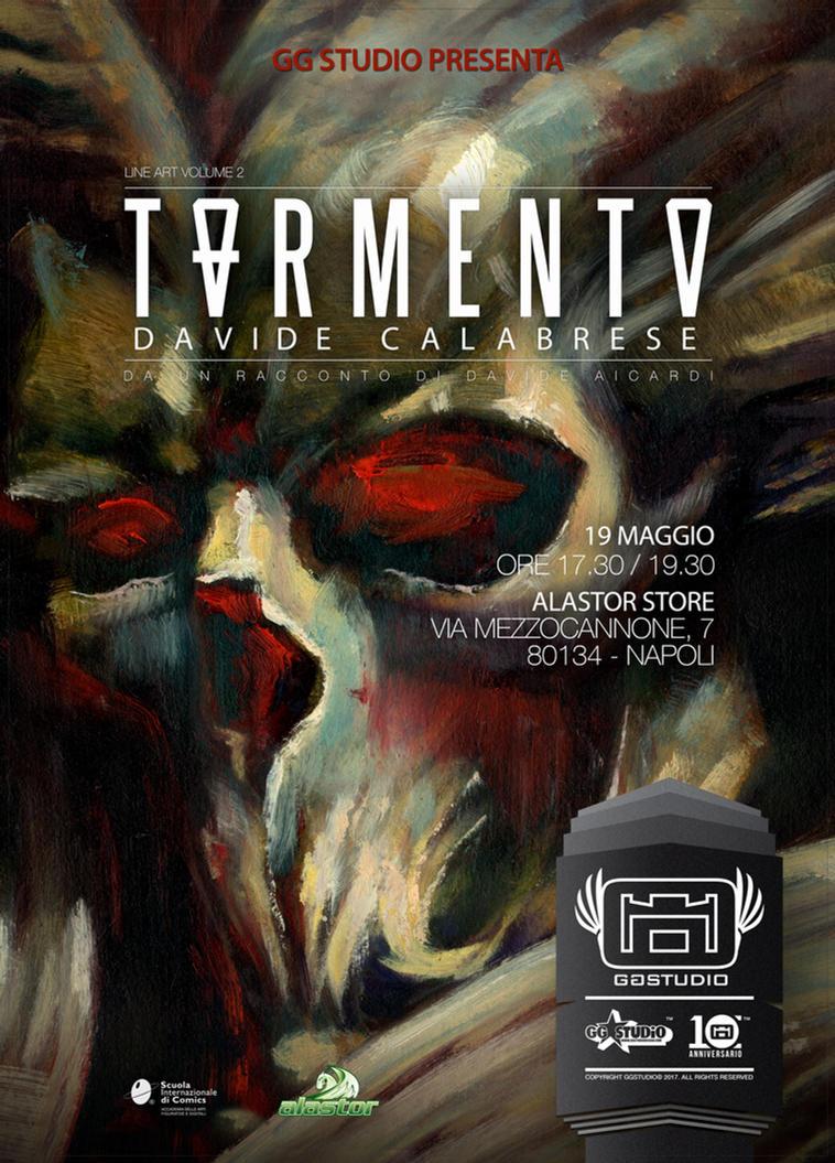 Tormento - Brand new publishing by GGSTUDIO