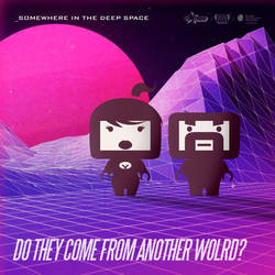 GG Studio Pptz - Do they come from another world?