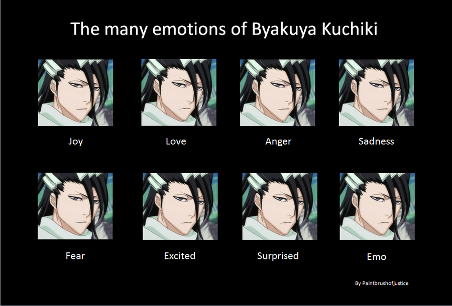 Bleach - Sorpresas The_many_emotions_of_byakuya_kuchiki_by_paintbrushofjustice-d50txq6