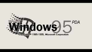 Windows 95 PDA