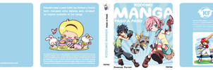 KODOMO MANGA book flaps cover by kamikazefactory