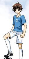Kodomo Soccer by kamikazefactory
