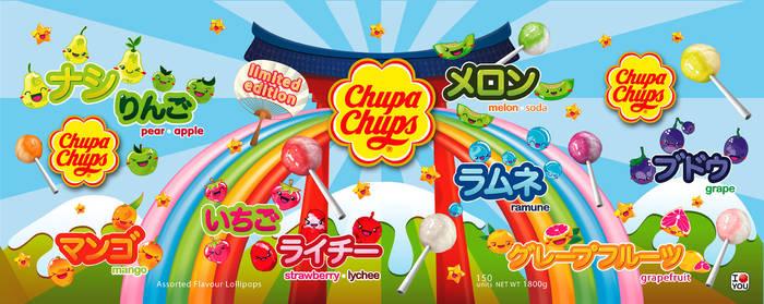 CHUPACHUPS JAPANISH CAN