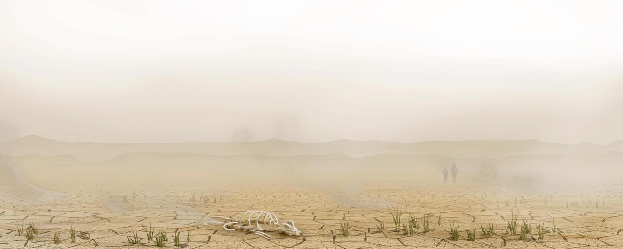 Mohaine Desert by VonStreff