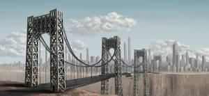The Bridge into the City of Lud