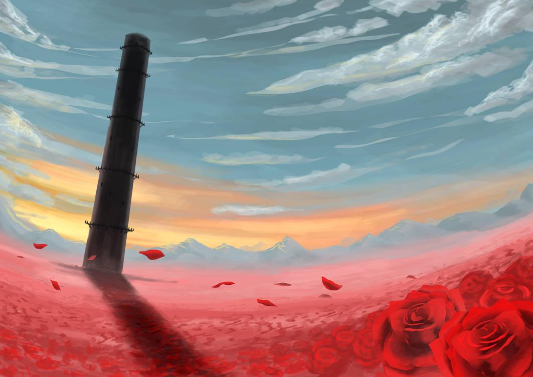 The Dark Tower by VonStreff