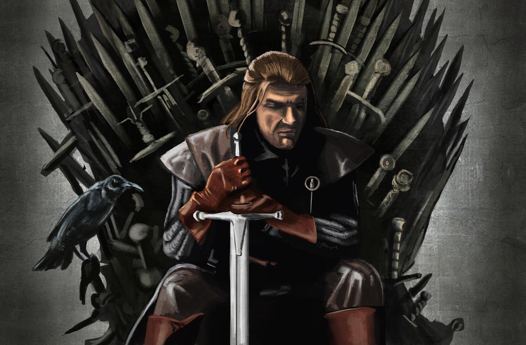 Ned Stark by VonStreff