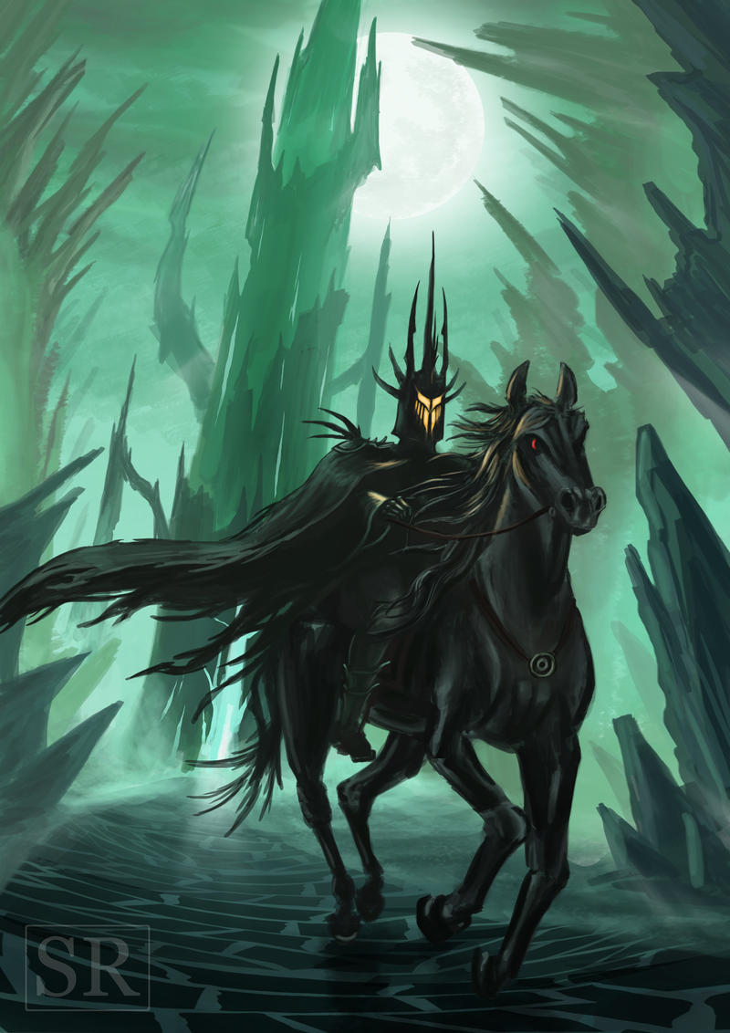 The Witch King by VonStreff