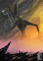 The Dream Quest of Unknown Kadath by VonStreff