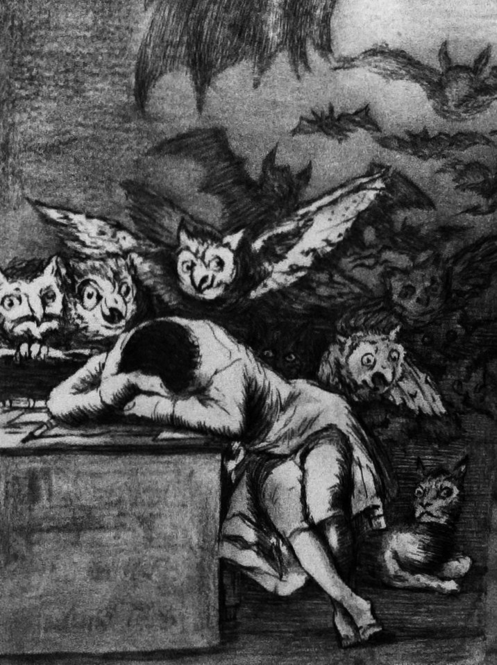 the sleep of reason produces monsters Check out the online debate the sleep of reason produces monsters.