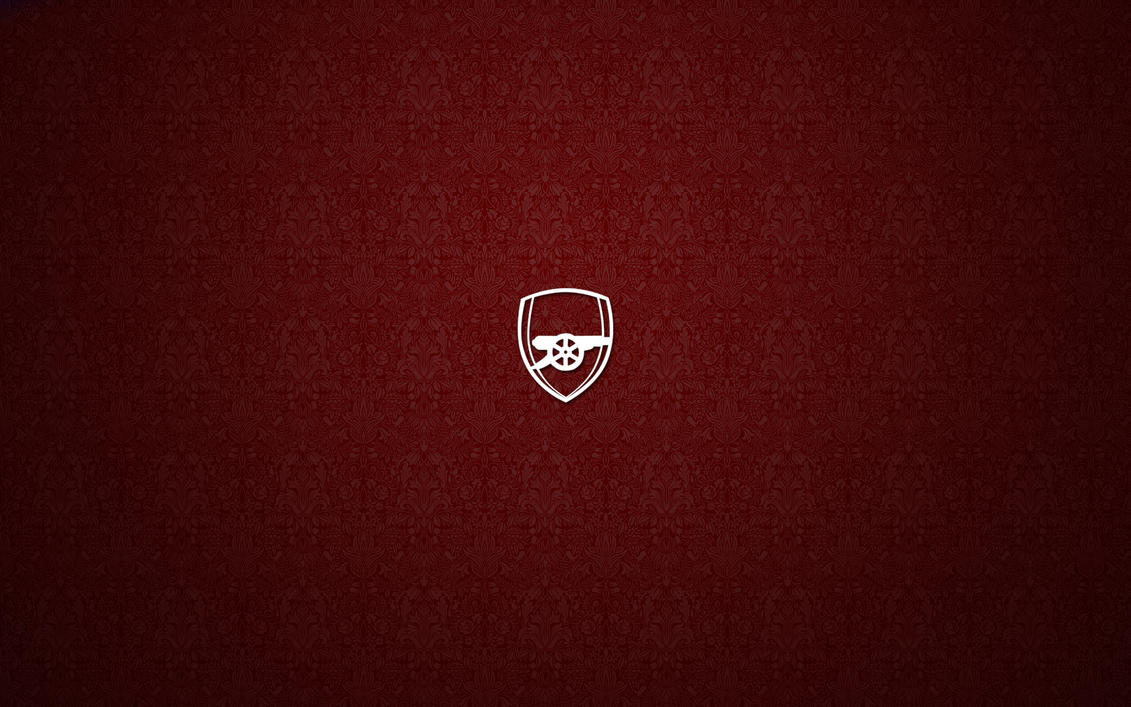 Arsenal Minimalistic Red by exit94