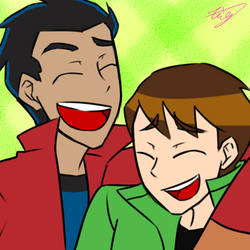GR and BEN10