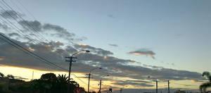 Golden Sky by wildspark
