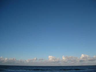 Blue horizons by wildspark